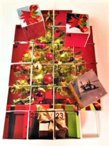 クリスマスカウントダウン!メッセージパズル
